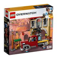 LEGO Overwatch 75972 Dorado Showdown / 419 kostek / 8+ let