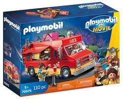 Playmobil 70075 Playmobil the Movie - Delův Food Truck / od 5 let