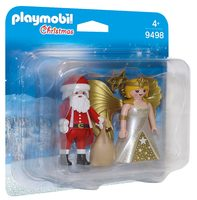 Playmobil Duo-Pack 9498 Santa a Anděl /od 4 let