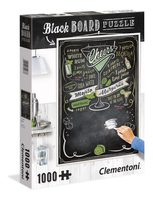 Clementoni PUZZLE Black Board 39467 Cheers / 1000 dílků / 14+ let