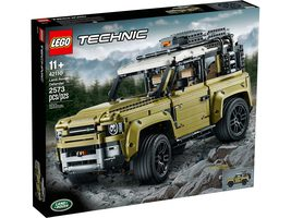 LEGO Technic 42110 Land Rover Defender / 2573 kostek / 11+