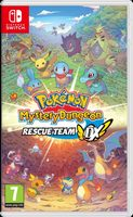 Switch Pokémon Mystery Dungeon: Rescue Team DX / RPG / Angličtina / od 7 let / Hra pro Nintendo Switch