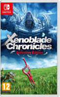 Switch Xenoblade Chronicles: Definitive Edition / RPG / Angličtina / od 12 let / Hra pro Nintendo Switch