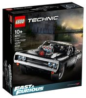 LEGO Technic 42111 Domův Dodge Charger / 1077 kostek / 10+ let