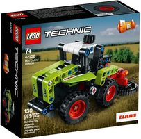 LEGO Technic 42102 Mini CLAAS XERION / 130 kostek / 7+ let