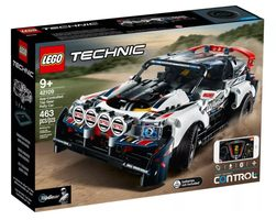 LEGO Technic 42109 RC Top Gear závodní auto / 463 kostek / 9+ let