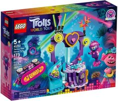 LEGO Trolls World Tour 41250 Taneční techno party / 173 kostek / 5+ let
