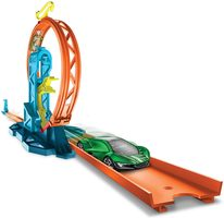 Mattel Hot Wheels GLC90 Track Builder Unlimited - Loop Kicker pack / od 6 let