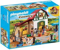 Playmobil Country 6927 Farma s poníky /od 4 let