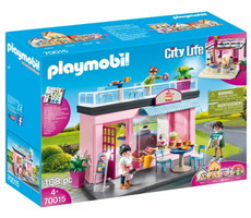 Playmobil City Life 70015 Moje kavárna /od 4 let