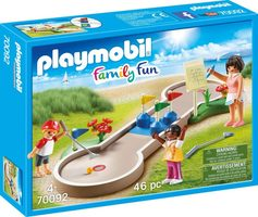 Playmobil Family Fun 70092 Minigolf /od 4 let