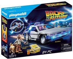 Playmobil Back to the Future 70317 DeLorean /od 5 let