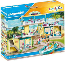 Playmobil Family Fun 70434 Hotel na pláži /od 4 let