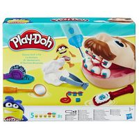 Hasbro Play-Doh Zubař - herní set / od 3 let