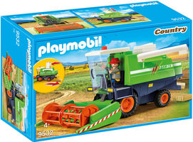 Playmobil Country 9532 Kombajn /od 4 let