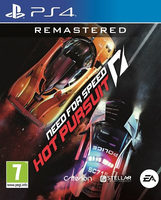 PS4 Need For Speed: Hot Pursuit Remastered / Závodní / Angličtina / od 7 let / Hra pro Playstation 4