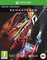 XONE Need For Speed: Hot Pursuit Remastered / Závodní / Angličtina / od 7 let / Hra pro XboxOne