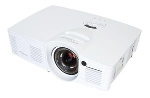 Rozbaleno - Optoma GT1080e short throw / DLP / FULL 3D 1080p / 3 000 ANSI / 25 000:1 / 2x HDMI / MHL / 10W speaker / rozbaleno