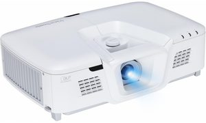 ViewSonic PG800HD / DLP / 1920 x 1080 / 5000 ANSI / 50 000:1 / USB / HDMI / VGA / S-Video / LAN