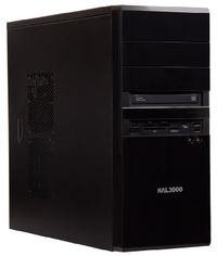 HAL3000 aPlatinum / AMD FX-6300 3,5GHz / 8GB / 2TB / AMD 7790 1GB / DVD / Win7 Pro