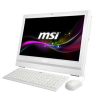 MSI AP200-208XEU / 20 HD+ / Intel Pentium @3.2GHz / 4GB RAM / Intel HD / 500GB / DVD±RW / Wi-Fi / Bez OS