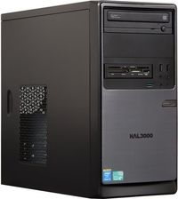 HAL3000 ProWork W8 / Intel Core i3-4160 3.6GHz / 4GB / 1TB / Intel HD 4400 / DVD / W8.1 / černý