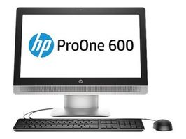 "HP ProOne 600 G2 / 21.5"" FHD Touch / Intel Core i3-6100 3.7GHz / 4GB / 500GB / DVDRW / Intel HD / W10 Pro"