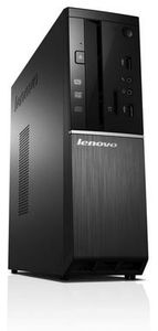 LENOVO IdeaCentre 300S-08IHH / Intel Celeron G1840 2.8GHz / 4GB / 500GB / Intel HD / DVD / Win10 / černá