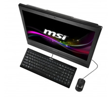 "MSI AIO AP1622ET-028XEU / 15.6""HD Touch / Intel Celeron 1037U 1.8GHz / 4GB / 500GB / Intel HD / VGA / bez OS"