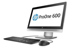 "HP ProOne 600 G2 / 21.5"" FHD / Intel Core i3-6100 3.7GHz / 4GB / 128GB SSD / DVDRW / Intel HD / W7P+W10P"