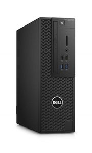 DELL Precision T3420 SFF / Intel Core i7-6700 3.4GHz / 16GB / 256GB SSD / DVDRW / Quadro K620 2GB / W7Pro / vPro / 3YNBD