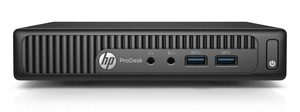 HP ProDesk 400 G2 DM / Intel Core i5-6500T 2.5GHz / 8GB / 256GB SSD / Intel HD / WiFI+BT / Klávesnice + Myš / W7P+W10P