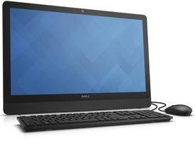 "DELL Inspiron 24 (3464) AIO / 23.8"" FHD / Intel Core i5-7200U 2.5GHz / 8GB / 1TB / Intel HD / W10P / 3YNBD"