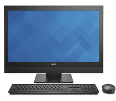 "DELL OptiPlex 24 7000 AIO / 23.8"" FHD / i7-6700U 3.4GHz / 8GB / 1TB / Intel HD / DVDRW / W10P / 3YNBD on-site"