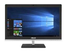 "ASUS V220 černá / 21.5"" / FHD / Intel Core i3-5005U 2.0Ghz / 4GB / 1TB / Intel HD / DVDRW / WiFI+BT / Win10"