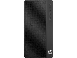 HP 290 G1 MT/ Intel Core i3-7100 3.9GHz / 4GB / 500GB / Intel HD / DVDRW / VGA+HDMI / W10P