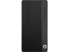 HP 290 G1 MT/ Intel i3-7100 3.9GHz / 4GB / 128GB SSD / Intel HD 630 / DVDRW / VGA+HDMI / W10P