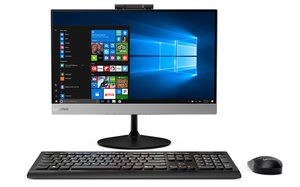 "Lenovo AIO V410z Touch / 21.5"" FHD / Intel Core i5-7400T 2.4GHz / 4GB / 256GB SSD / Intel HD 630 / W10Pro"