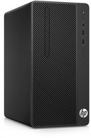 HP 290 G1 MT/ Intel i3-7100 3.9GHz / 4GB / 128GB SSD / Intel HD 630 / DVDRW / VGA+HDMI / W10