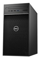 DELL Precision 3630 MT černá / Intel Xeon E-2146G 3.5GHz / 16GB / 1TB+256GB SSD / Quadro P2000 5GB / Win 10P / 3YNBD