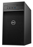DELL Precision T3640 černá / Core i7-10700 2.9GHz / 8GB / 256GB SSD / NV Quadro P620 2GB / DVDRW / W10P / 3YNBD
