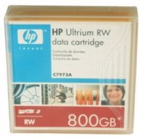 HP Ultrium 800GB RW data cartridge