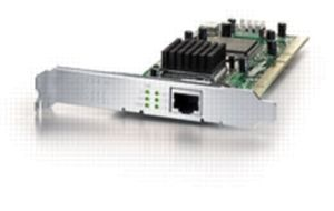 LevelOne / 10/100/1000Mbps / PCI Adapter / 32Bit RJ45