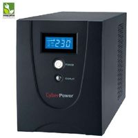 CyberPower GreenPower Value LCD UPS 1200VA/720W