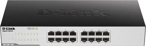 D-Link GO-SW-16G / 16-port Gigabit Easy Desktop Switch