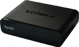 Edimax ES-5500G V3 / 5-Port Switch / 10/100/1000 Mbps / SOHO / USB kabel / Energy Efficient / 802.3az