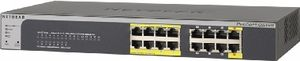 NETGEAR GS516TP / 16xGb / 8xPoE Smart Switch / 76W