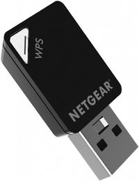 NETGEAR A6100 / WiFi 802.11ac DUAL BAND USB Adapter
