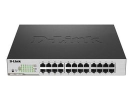 D-Link DGS-1100-24P / 24 port Easy Smart Switch 10/100/1000