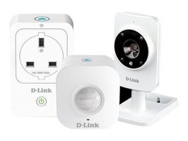 D-Link DCH-100KT mydlink Home SMART Home HD Starter Kit